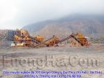 Bàn giao dây chuyền nghiền sàng đá 300 tấn giờ cho công ty Cổ phần Đại Phúc tại Hà Tĩnh